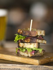 The Beef Heart Sandwich is a carnivorous delight,