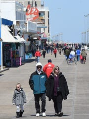 Businesses in Rehoboth Beach and Dewey Beach are preparing