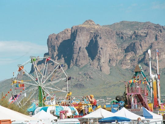 11/11-12: Festival of the Superstitions - This Veteran's