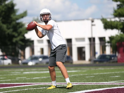 how to become a quarterback without high school
