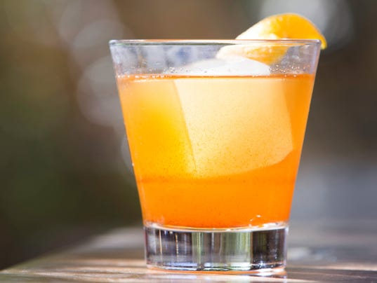 Fall cocktail promo