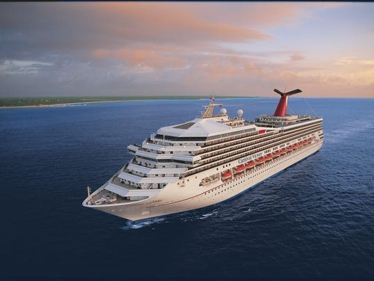 Carnival Victory Carnival Cruise Ship Emerges From Makeover - Age of carnival cruise ships