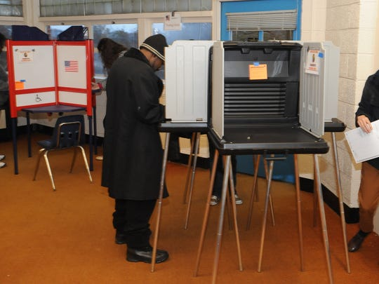 The Montford Learning Center Tuesday saw more than 725 voters on Election Day in 2012.