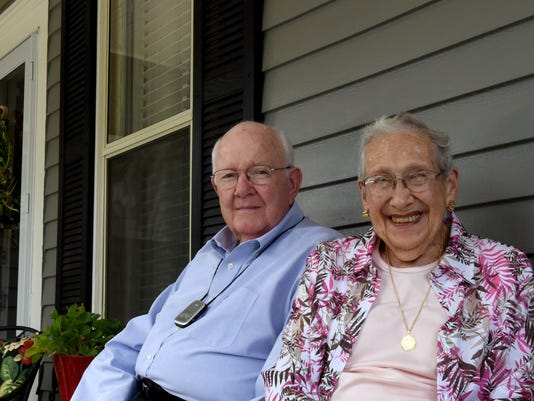 65th Wedding Anniversary feature