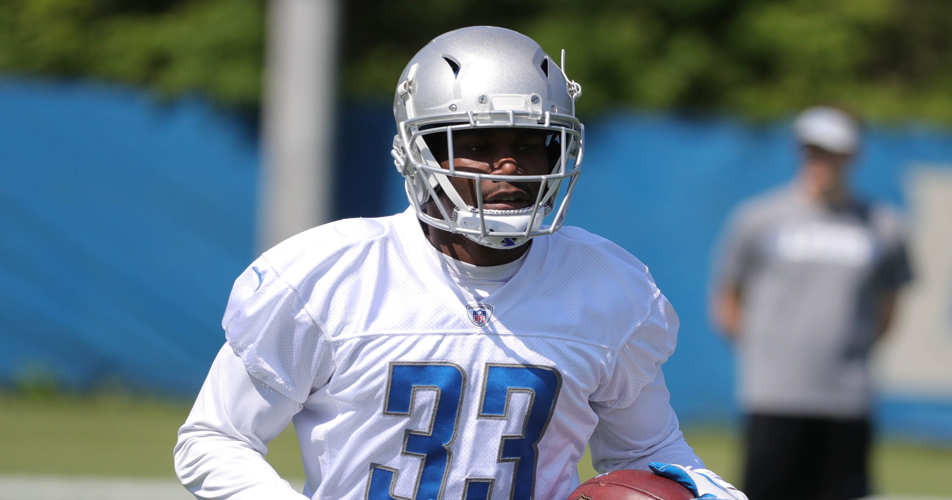 Can Detroit Lions RB Kerryon Johnson live up to rookie hype  e3fdf198e