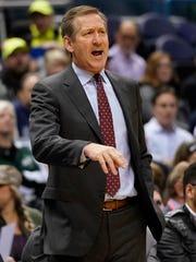 The Knicks fired Jeff Hornacek early Thursday morning after two seasons.