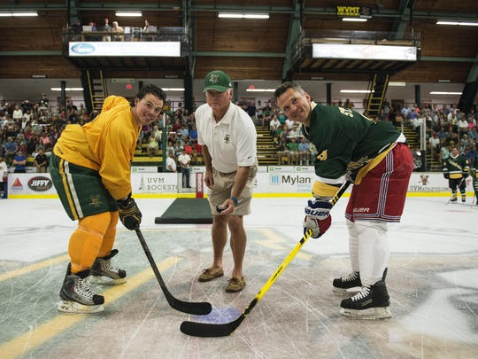 Greatest Pick Up Hockey Game - UVM 08/05/16