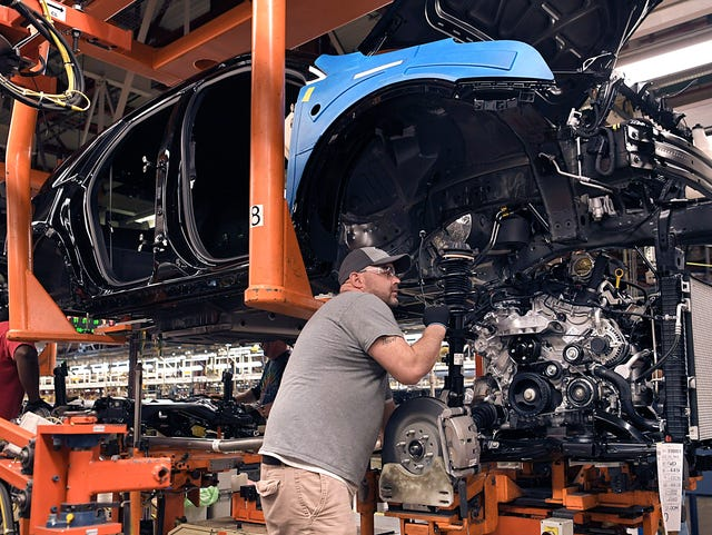 Longtime Spring Hill autoworker navigated layoffs, moves to