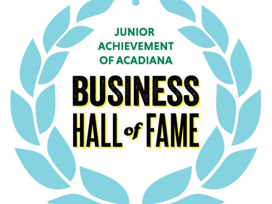Junior Achievement Business Hall of Fame will take place May 2 in the UL Atchafalaya Ballroom.
