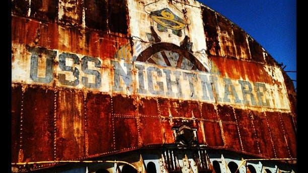 USS Nightmare offers the even-scarier Captain's eXtreme Show this weekend.