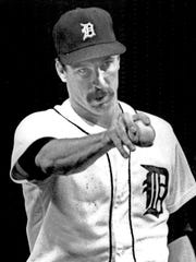 Jack Morris pointed toward his second 20-win season in 1986.