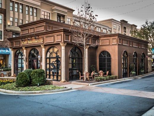 Cafe Intermezzo Downtown Menu