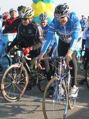 Lewy's body dementia would eventually take cycling