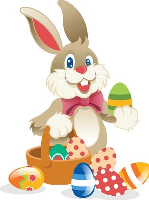 The Easter Bunny is set to arrive on March 25 at Cumberland Mall in Vineland.