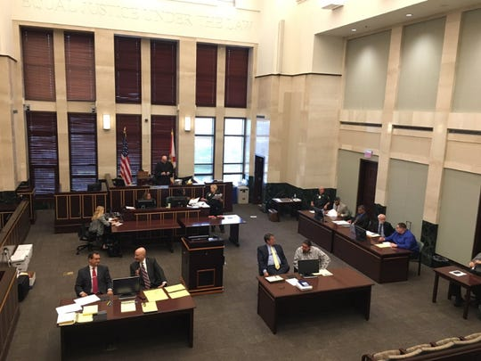 Today is day four at the Orange County Courthouse in Orlando for the trial for three Immokalee men accused of committing a string of home invasions.