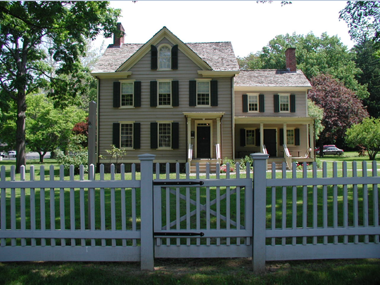 Grover Cleveland's birthplace.