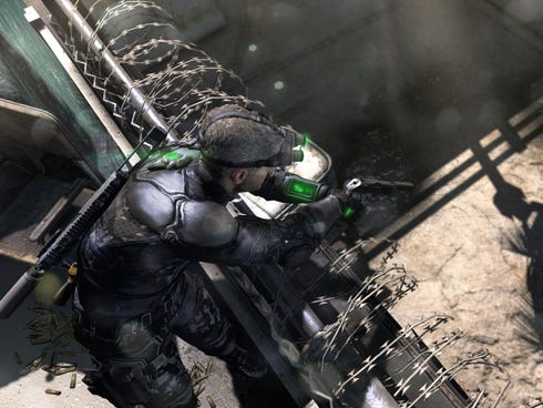 Sam Fisher is back and ready for action: ���Blacklist��� is the latest in Ubisoft���s ���Tom Clancy���s Splinter Cell��� tactical action franchise.