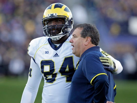 A.J. Williams, Brady Hoke