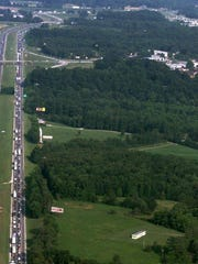 Bonnaroo arrived in 2002 with a traffic jam for the ages on I-24.