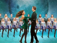 Opening Night of Riverdance at TPAC