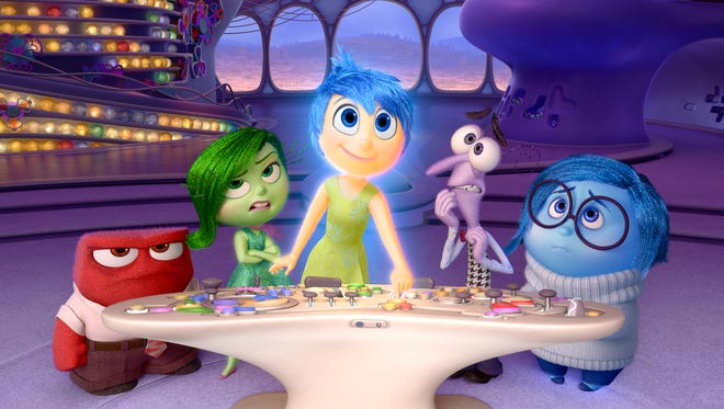 How Pixar Worked Emotions Inside Out