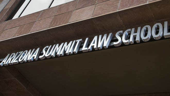 Arizona Summit Law School in downtown Phoenix is one of three law schools in the state.