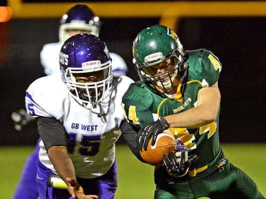 GPG Preble_West Football