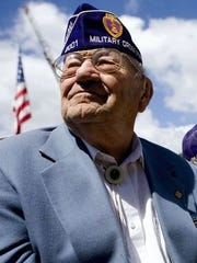 Jack Tolbert, a Korean War veteran and Redding resident, died Nov. 1 at the age of 94.