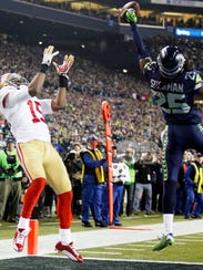 Richard Sherman made arguably the most important play