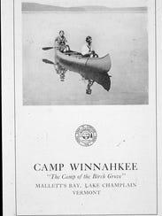 Photo of Camp Winnahkee in Malletts Bay.