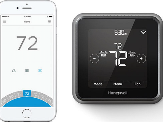Honeywell's Lyric T5 Wi-Fi thermostat ($149.99)