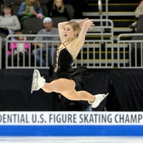 Gracie Gold's meltdown caps lackluster season