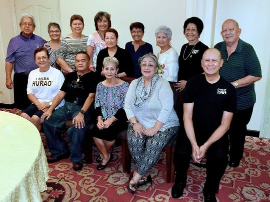 Guam High School Class of 1965 Thanksgiving Luncheon on Nov. 4 at the VIP Restaurant in Tumon.