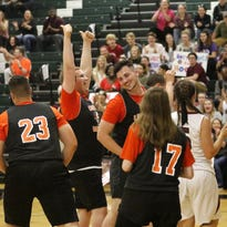 Unified Sports basketball creates smiles, changes cultures in first season in Section 4