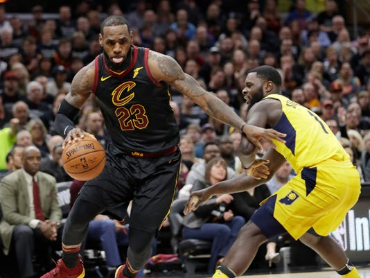 92a2eb0387a Why a Cavs fan is happy LeBron James is going to the Lakers