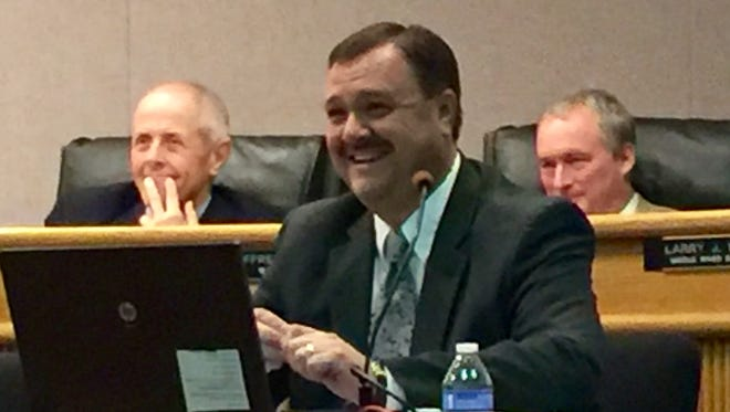 Timothy Fitzgerald has been named Augusta County administrator effective Jan. 1