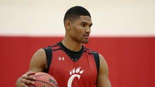 North Carolina State transfer Kyle Washington figures to play a major role for the Bearcats this season.