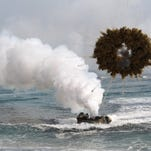 North, South Korea Exchange Fire Into Sea As Tensions Rise