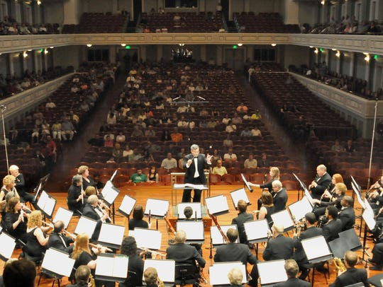 Nashville Symphony's Free Day of Music provides an