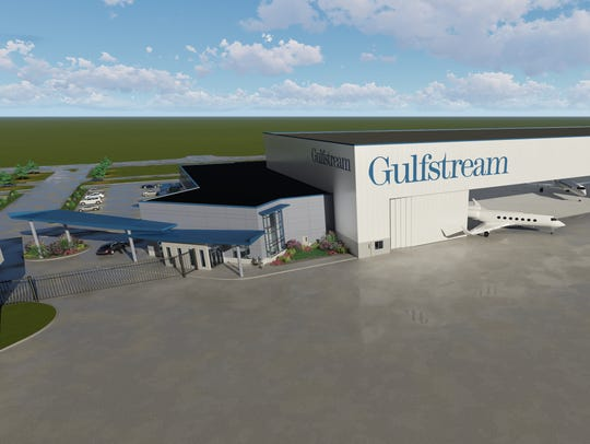 Gulfstream Aerospace Corp. will build a new $40 million