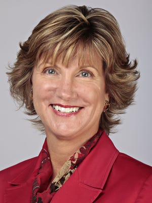 Executive editor Karen Magnuson