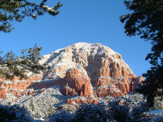 Sedona | The red rocks are gorgeous any time of year,