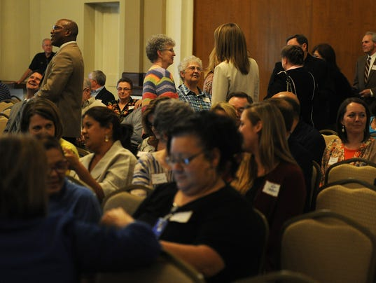 Catholic Charities Poverty Summit