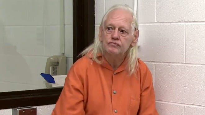 Video released by the Wayne County Sheriff's Department in Ohio shows the arraignment July 24 of Robert Honsch, also known as Robert Tyree, in connection with the murders of his former wife, Marcia, and their daughter, Elizabeth, of Brewster.