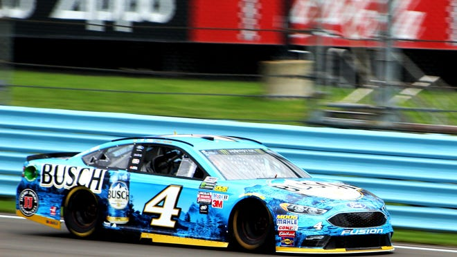 NASCAR kicks off a 36-race schedule for the Cup series this weekend with the Daytona 500 set for Feb. 14. Off all the American racing series, NASCAR is better positioned to present its season thanks to very good TV ratings. Pictured is Kevin Harvick during action at Watkins Glen in New York.