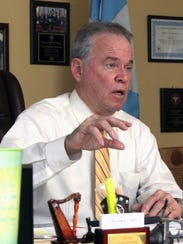 Rockland County Executive Ed Day supports the drug