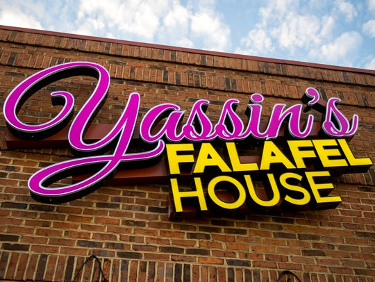 Yassin's Falafel House opened its second location on