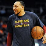 Cleveland Cavaliers forward Shawn Marion could return from a left hip strain this week.