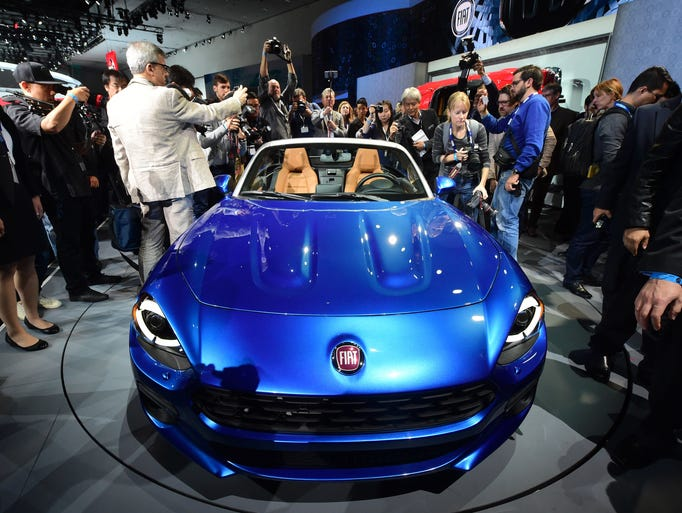 Simple Hot New Cars Revealed At Los Angeles Auto Show