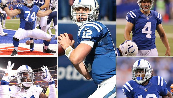 Insider Zak Keefer examines the top Colts contracts heading into the 2015 season.